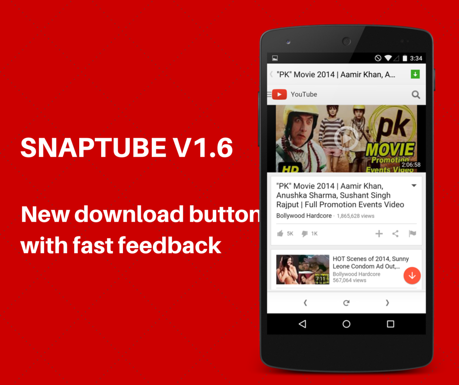 snaptube android download